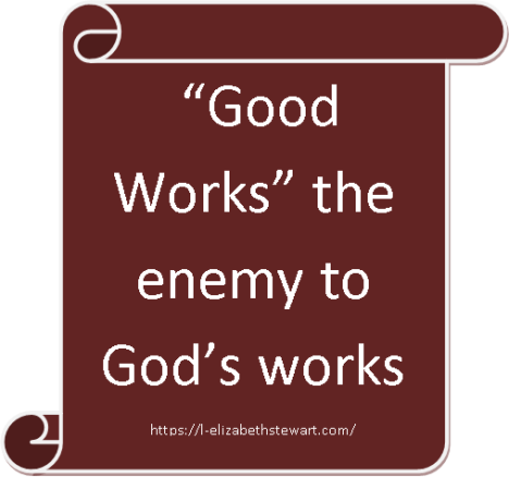 Meme 009 Distractions Good Works 2