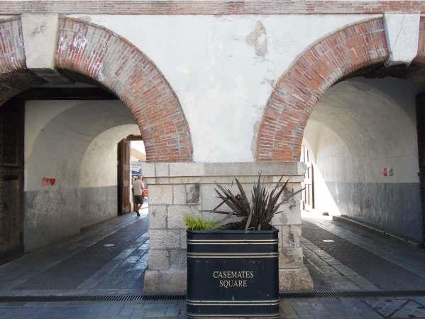 Gibralter Tunnel
